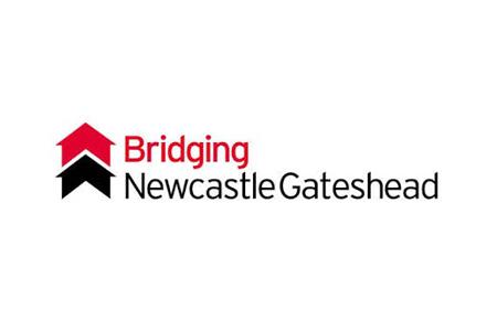 Bridging Newcastle Gateshead logo