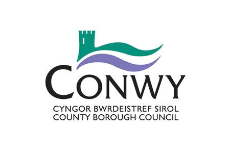 Conwy Country Borough Council logo