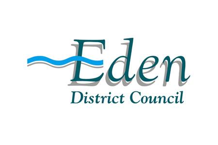 Eden District Council logo