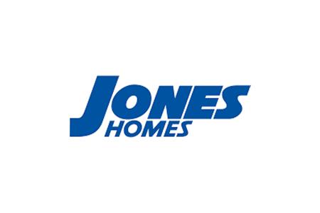 Jones Homes logo