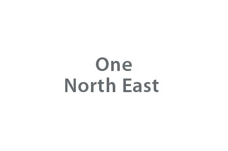 One North East logo
