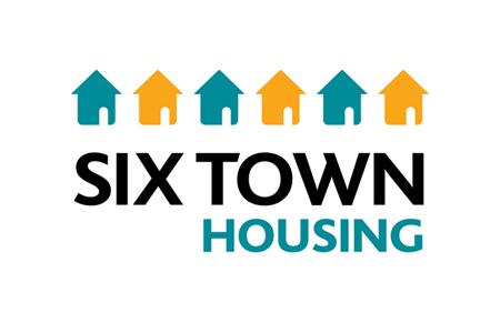 Six Town Housing logo