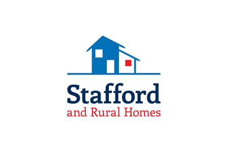 Stafford and Rural Homes logo
