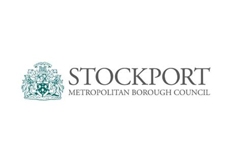 Stockport Metropolitan Borough Council logo