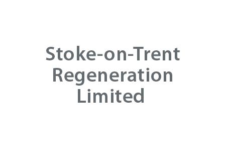 Stoke-on-Trent Regeneration Limited logo