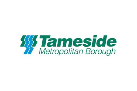 Tameside Metropolitan Borough logo