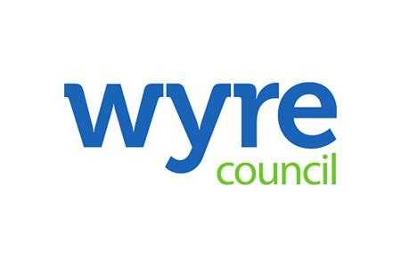 Wyre Borough Council logo